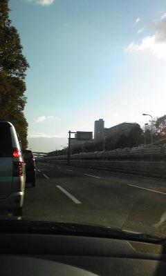 インテックス大阪周辺到着